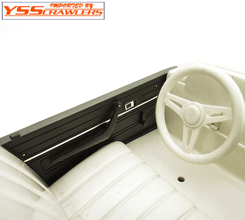 CC Hand Interior Door Panels for Hilux, Bruiser, and Mojave