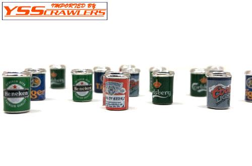 YSS - ビール缶 - バドワイザー![1本]