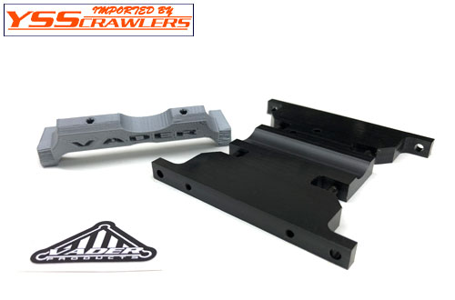 YSS Vader Products ハイクリアランス スキッド プレート  For Axial SCX10-II!