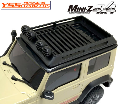 YSS XS ジムニールーフラック for Mini-Z 4x4![JEEP可]