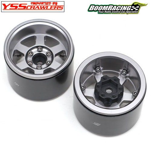 Boom Racing TE37XD KRAIT 1.9 Extra Deep Beadlock Wheels