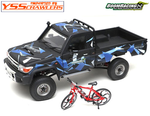 YSS 1/10 Mountain Bike 2