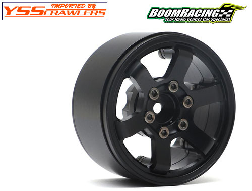 Boom Racing TE37LG KRAIT 1.9 Beadlock Wheels
