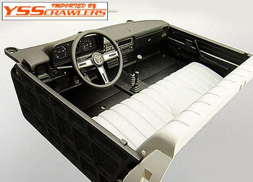 RC4WD ハイディーテール インテリアセット for ハイラックス!