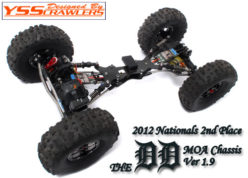 YSS Crawlers THE DD MOA Chassis!