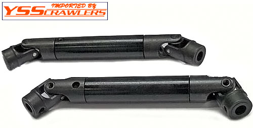 YSS HD Universal Drive Shaft for SCX-10