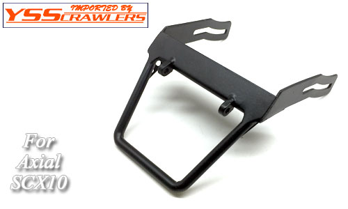 YSS Metal Front Stinger Bumper V1 for SCX10!