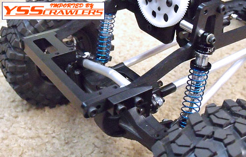 GCM Racing Axial Truck Panhard Mount Kit