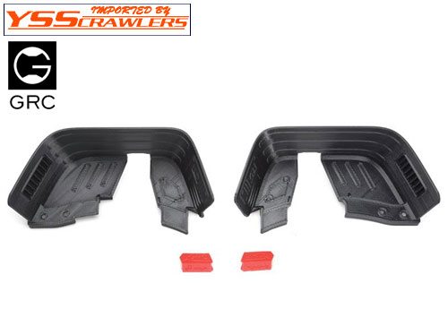 GRC 3D PLA Inner Fender for Axial SCX10-II!