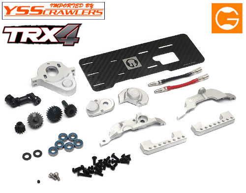 GRC Front Motor Conversion Kit!