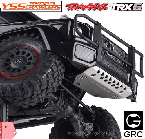 YSS GRC - フロント アンダーガード for TRX-4 TRX-6!