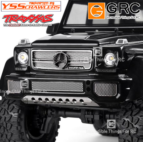 YSS GRC - ステンレススチール フロントグリル for メルセデス!