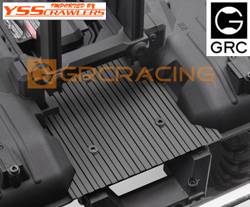 GRC Floor Fuel Tank For TRX-4 Chassis for Traxxas TRX-4