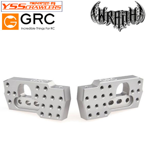 YSS GRC Alum Front Shock Mounts for Axial Wraith