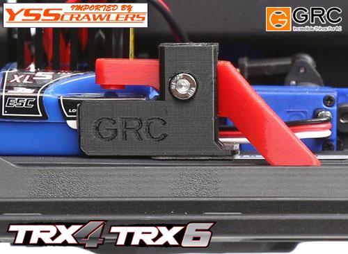 YSS GRC - 電源スイッチ for TRX-4 TRX-6!