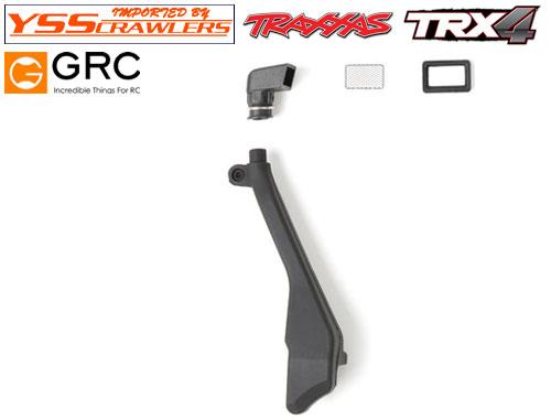 YSS GRC ハイディテール シュノーケル for Traxxas ディフェンダー D110!