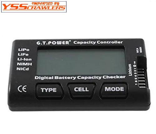 YSS リポテスター LCDバッテリーチェッカー (7S)