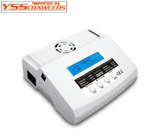 YSS GTパワー C607D AC/DC 充電器![リポ対応]
