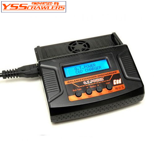GT Power GT AC/DC Charger-Discharger!