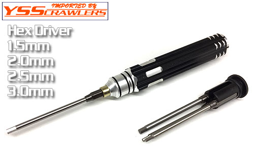 YSS Multi Hex Bit Driver set!