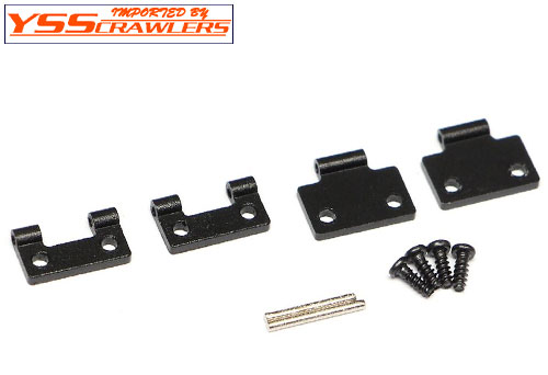 YSS Metal Rear Door Hinge for Defender