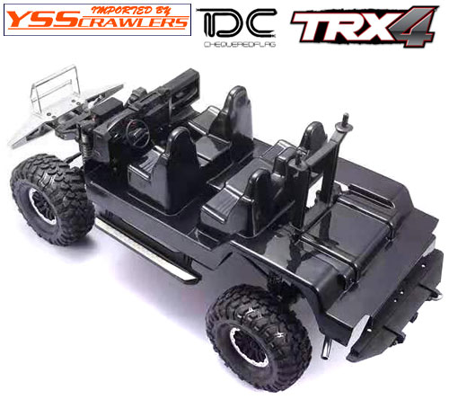 YSS TDC インテリア for Traxxas TRX-4![D110]