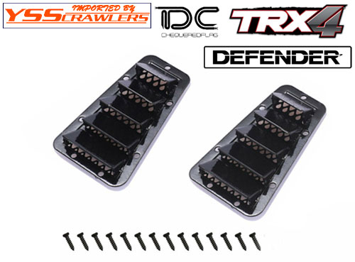 YSS TDC アルミ インテーク for Defender![B][D90-D110]