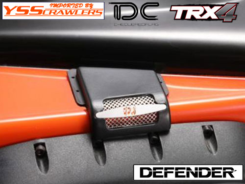 YSS TDC Cover Vent for Defender