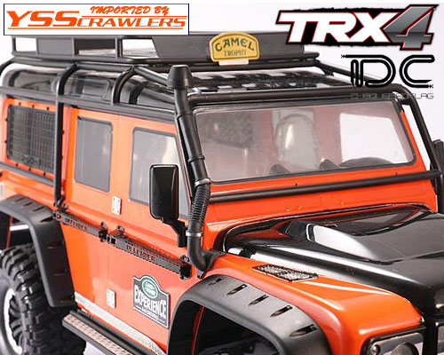 YSS TDC スノーケル for Traxxas TRX-4![D110]