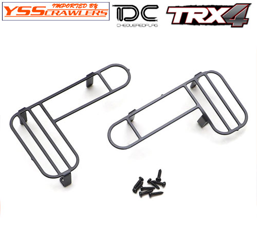 YSS TDC リアライトガード for Traxxas TRX-4![D110]