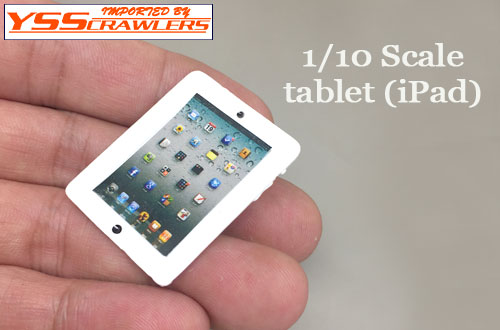 YSS 1/10 スケール タブレット (Apple iPad)