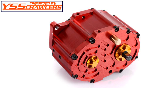 YSS JDModel Downshift 2 Speed Gear Box! [Red]