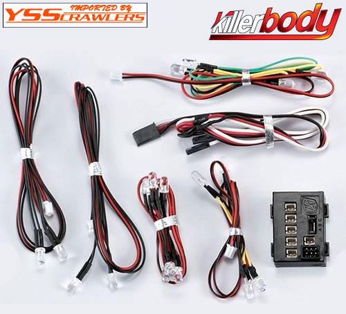 YSS KB 18LED ライト コントローラーシステム!