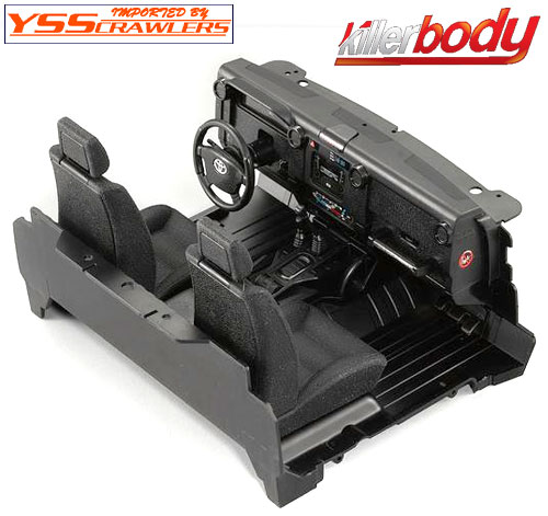 YSS キラー ランドクルーザー LC70 ボディー用インテリアフルキット![プラスチック]