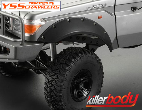 Killerbody Front Wheel Arches
