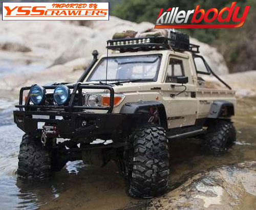 Killerbody Front Wheel Arches TRX-4