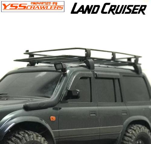 YSS ルーフラック for ランクル LC80プラボディー!