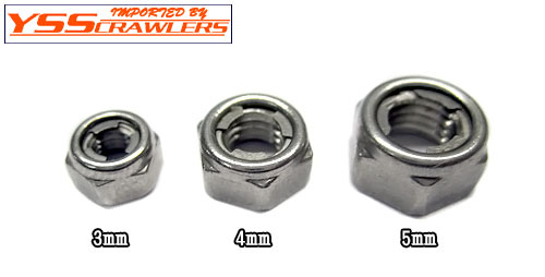 YSS Full Metal Lock Nut