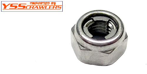 YSS Full Metal 3mm Lock Nut