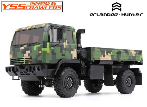 YSS オーランド 1/32 4WD トラクター トラック