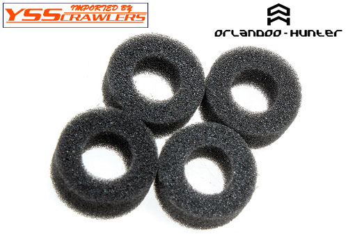 YSS Orlandoo - Hunter - Sponge Tire Inserts 4pcs for 1/35!