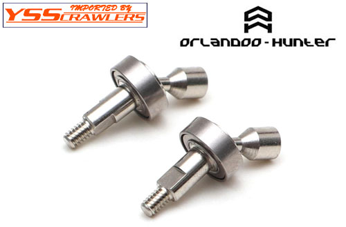 Orlandoo Hunter Model 2mm Metal CVD Shaft