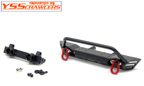 YSS Raffee Metal Front Bumper for Axial SCX10!