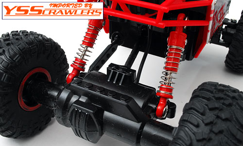 YSS Rock Crawler Buggy! [4WD][RTR][Blue]