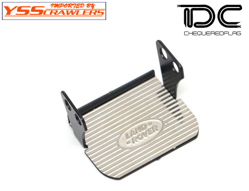 YSS TDC Metal Stain Steel Side Pedal For TRX-4 Defender