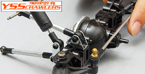 Tamiya TLT Joint Stay