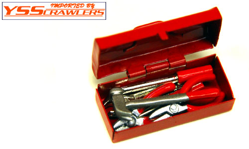 YSS Metal Tool Box Type A with Tools!