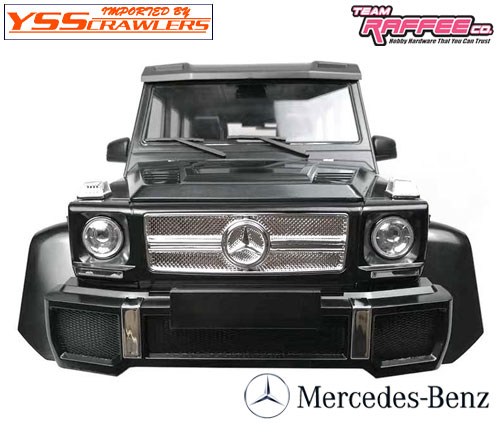 YSS Raffee Benz G-Class 4-Door Hard Body!