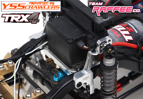 YSS Raffee Alum Shock Tower for TRX-4