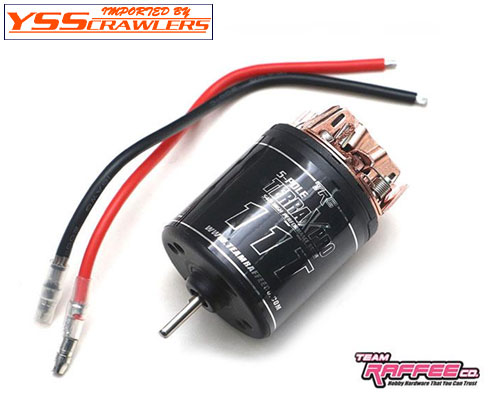 YSS TRC テラX 540サイズ クローラー ブラシモーター![11T]
